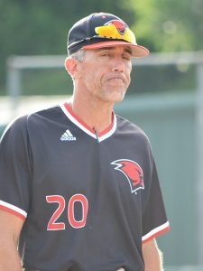 Incarnate Word head baseball coach Patrick Hallmark. - photo by Joe Alexander