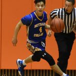 Bethany guard Isiah Saenz played in high school at San Antonio St. Anthony's. - photo by Joe Alexander