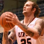 Nick Allen. UTSA beat Mid-American Christian 104-74 on Saturday, Dec. 8, 2018, at the UTSA Convocation Center. - photo by Joe Alexander