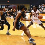 Keaton Wallace. UTSA came back from 18 points down to beat Old Dominion 74-73 Saturday at the UTSA Convocation Center.