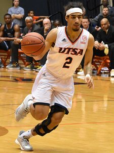 Jhivvan Jackson. UTSA came back from 18 points down to beat Old Dominion 74-73 Saturday at the UTSA Convocation Center.