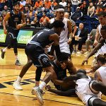 UTSA came back from 18 points down to beat Old Dominion 74-73 Saturday at the UTSA Convocation Center.