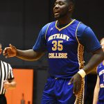 Bethany forward Lavaris Duncan played in high school at Converse Judson. - photo by Joe Alexander