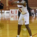 Dwight Murray Jr. Incarnate Word beat Trinity 82-57 on Tuesday, Dec. 4, 2018, at the UIW McDermott Center. - photo by Joe Alexander