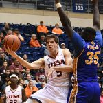 Giovanni De Nicolao. UTSA overpowered Bethany 101-77 on Monday, Dec. 17, 2018 at the UTSA Convocation Center. - photo by Joe Alexander