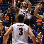 Nick Allen. UTSA overpowered Bethany 101-77 on Monday, Dec. 17, 2018 at the UTSA Convocation Center. - photo by Joe Alexander