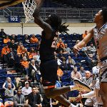 Keaton Wallace. UTSA beat Rice 95-79 on Thursday, Jan. 10, 2019, at the UTSA Convocation Center.