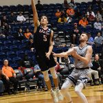 Giovanni De Nicolao. UTSA beat Rice 95-79 on Thursday, Jan. 10, 2019, at the UTSA Convocation Center.