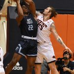 Nick Allen. UTSA came back from 18 points down to beat Old Dominion 74-73 Saturday at the UTSA Convocation Center.