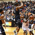 Keaton Wallace. Old Dominion beat UTSA 65-64 on Thursday night in a Conference USA game at the UTSA Convocation Center. - photo by Joe Alexander