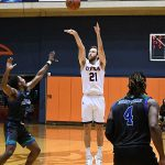 Knox Hellums. UTSA beat A&M-Corpus Christi 89-67 on Tuesday night at the UTSA Convocation Center. - photo by Joe Alexander