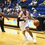 Jhivvan Jackson. UTSA beat Illinois State 89-70 on Saturday at the UTSA Convocation Center. - photo by Joe Alexander