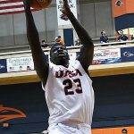 Atem Bior. UTSA beat Illinois State 89-70 on Saturday at the UTSA Convocation Center. - photo by Joe Alexander