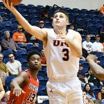 Byron Frohnen. UTSA beat Illinois State 89-70 on Saturday at the UTSA Convocation Center. - photo by Joe Alexander