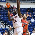 Keaton Wallace. UTSA beat Illinois State 89-70 on Saturday at the UTSA Convocation Center. - photo by Joe Alexander