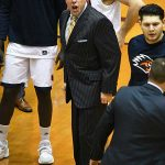 Steve Henson. UTSA beat Our Lady of the Lake 99-64 on Saturday at the UTSA Convocation Center. - photo by Joe Alexander
