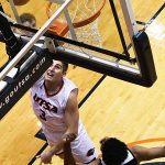 Byron Frohnen. UTSA beat Our Lady of the Lake 99-64 on Saturday at the UTSA Convocation Center. - photo by Joe Alexander