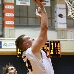 Luka Barisic. UTSA beat Our Lady of the Lake 99-64 on Saturday at the UTSA Convocation Center. - photo by Joe Alexander