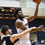 Phoenix Ford. UTSA beat Our Lady of the Lake 99-64 on Saturday at the UTSA Convocation Center. - photo by Joe Alexander