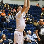 Austin Timperman. UTSA beat Our Lady of the Lake 99-64 on Saturday at the UTSA Convocation Center. - photo by Joe Alexander
