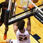Jacob Germany. UTSA beat UT-Permian Basin 98-55 on Sunday at the UTSA Convocation Center. - photo by Joe Alexander
