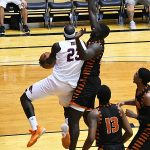 Atem Bior. UTSA beat UT-Permian Basin 98-55 on Sunday at the UTSA Convocation Center. - photo by Joe Alexander