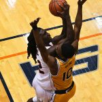 Keaton Wallace. UTSA beat Southern Miss 80-70 on Saturday for the Roadrunners' second straight Conference USA victory at the UTSA Convocation Center. - photo by Joe Alexander