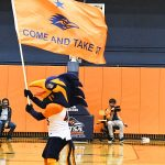 Rowdy. UTSA beat Southern Miss 80-70 on Saturday for the Roadrunners' second straight Conference USA victory at the UTSA Convocation Center. - photo by Joe Alexander