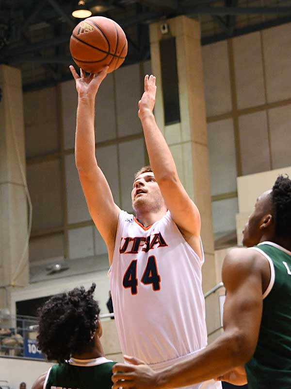 Luka Barisic. UAB beat UTSA in CUSA on Thursday. - photo by Joe Alexander