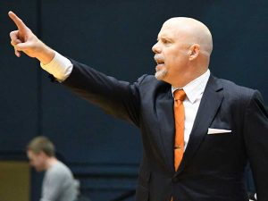 Steve Henson. UTSA beat UTEP 86-70 on Saturday at the UTSA Convocation Center. - photo by Joe Alexander