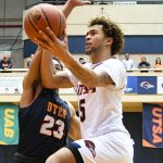 Makani Whiteside. UTSA beat UTEP 86-70 on Saturday at the UTSA Convocation Center. - photo by Joe Alexander