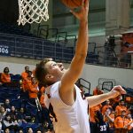 Luka Barisic. UTSA beat Marshall 72-63 in Conference USA on Thursday at the UTSA Convocation Center. - photo by Joe Alexander