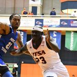 Atem Bior. UTSA lost to Middle Tennessee on Saturday at the UTSA Convocation Center. - photo by Joe Alexander