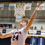 Jacob Germany. Western Kentucky beat UTSA 77-73 in overtime in Conference USA on Saturday at the UTSA Convocation Center. - photo by Joe Alexander