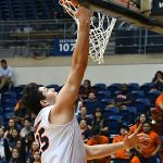 Adrian Rodriguez. UTSA came from behind in the second half to beat UAB 66-59 in a Conference USA bonus play game Sunday at the UTSA Convocation Center. - photo by Joe Alexander