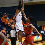 UTSA's Jhivvan Jackson broke the Roadrunners' all-time season and career scoring records during his junior year. - photo by Joe Alexander
