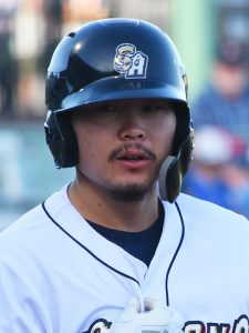 Keston Hiura played for the San Antonio Missions for part of the 2019 season before being called up by the Milwaukee Brewers. - photo by Joe Alexander