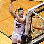 Adrian Rodriguez. UTSA beat UT-Permian Basin 97-71 on Friday, Nov. 27, 2020 in the men's basketball season opener at the Convocation Center.