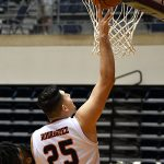 Adrian Rodriguez. UTSA beat Southern Miss 70-64 in Conference USA action at the Convocation Center on Friday, Jan. 22, 2021. - photo by Joe Alexander