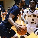 Cedrick Alley Jr. UTSA beat Southern Miss 78-72 in Conference USA action at the Convocation Center on Saturday, Jan. 23, 2021. - photo by Joe Alexander