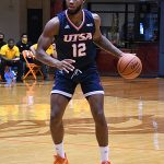 Phoenix Ford. UTSA beat Southern Miss 78-72 in Conference USA action at the Convocation Center on Saturday, Jan. 23, 2021. - photo by Joe Alexander