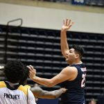 Adrian Rodriguez. UTSA beat Southern Miss 78-72 in Conference USA action at the Convocation Center on Saturday, Jan. 23, 2021. - photo by Joe Alexander