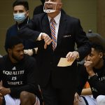 Steve Henson. UTSA beat Florida Atlantic 84-80 on Friday, Feb. 12, 2021, in the first game of a Conference USA back-to-back. - photo by Joe Alexander