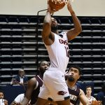 Phoenix Ford. UTSA beat Southwestern Adventist from Keene, Texas, 123-43 in a non-conference game on Thursday, March 4, 2021, at the UTSA Convocation Center. - photo by Joe Alexander