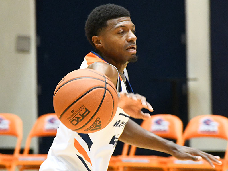 Darius McNeill is one of the new players on the UTSA men's basketball roster. He is a 6-foot-3 senior transfer guard. - photo by Joe Alexander